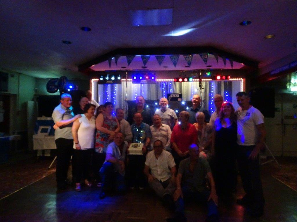 Johno's Surprise 60th Birthday Chester 24th June 2017 237