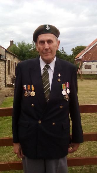 Mr John Robinson