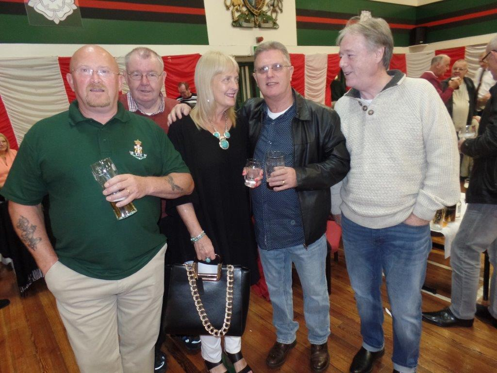 Green Howards Reunion.T.A Centre Stockton Rd.Fri 14th Oct 117