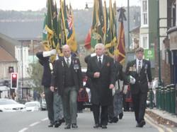 Kenny McGraths Funeral.Guisbrough Priory Wed 1st Nov 2017 072