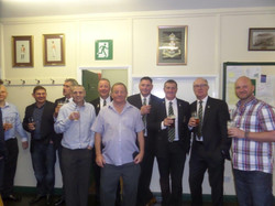 Green Howards Reunion,Scarborough Thu 16th Mon 20th Oct  2014 409
