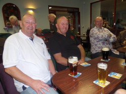 Green Howards Reunion,Scarborough Thu 16th Mon 20th Oct  2014 239