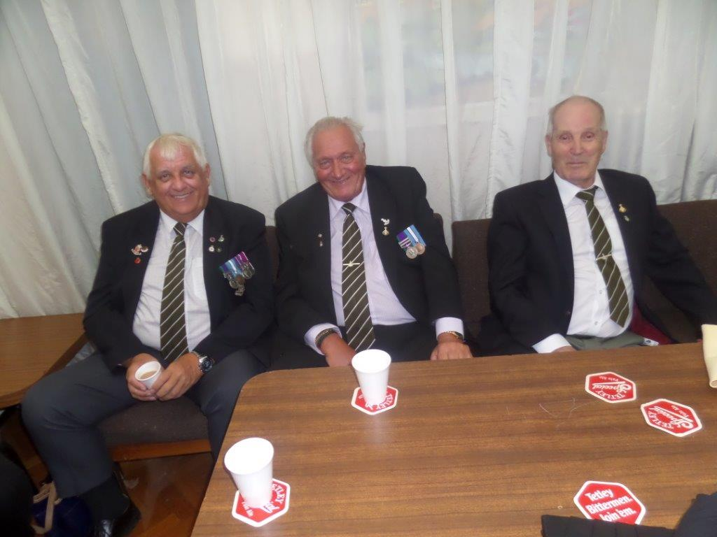 Green Howards Reunion,Scarborough Thu 16th Mon 20th Oct  2014 454
