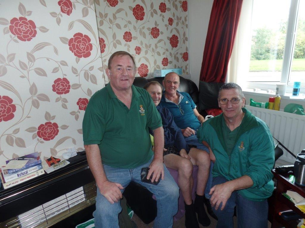 Green Howards Reunion,Lizzy 50th Longlands,Sat 15th Oct 2016 006