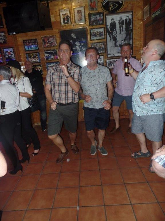Green Howards.Benidorm Fun In The Sun.Mon 28th,Mon 4th June 2018 614