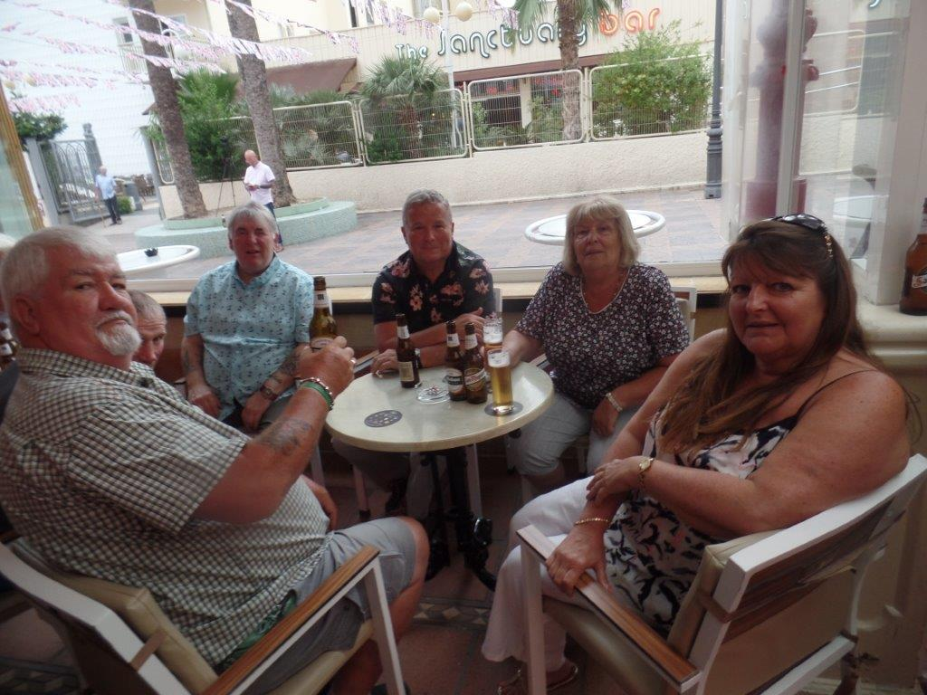 Green Howards Benidorm.Fun In The Sun.Mon 28th Mon 4th June 2018 007