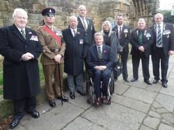 Kenny McGraths Funeral.Guisbrough Priory Wed 1st Nov 2017 293