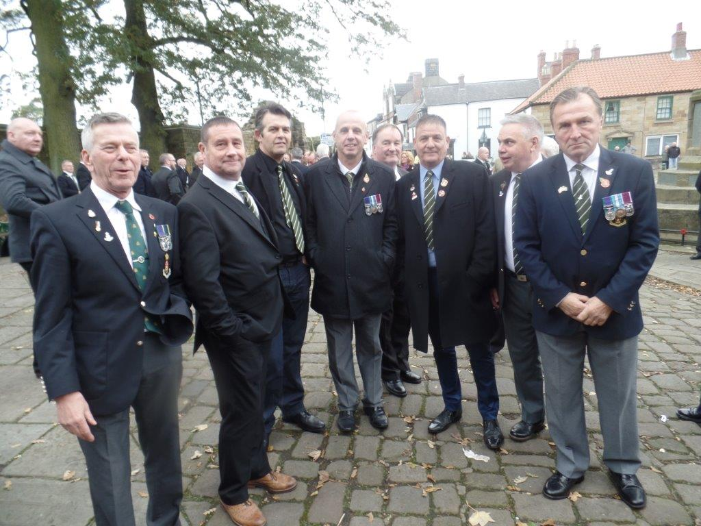 Kenny McGraths Funeral.Guisbrough Priory Wed 1st Nov 2017 025