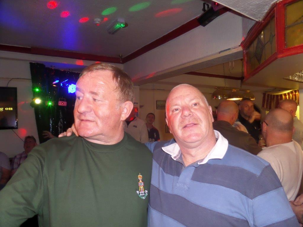 Green Howards Reunion,Scarborough Thu 16th Mon 20th Oct  2014 132