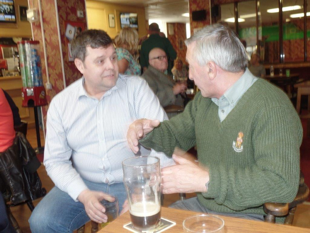Green Howards Reunion,Lizzy 50th Longlands,Sat 15th Oct 2016 057
