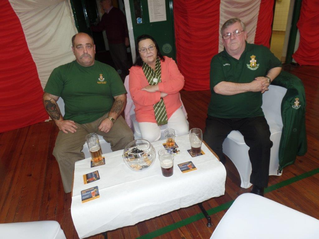Green Howards Reunion.T.A Centre Stockton Rd.Fri 14th Oct 026