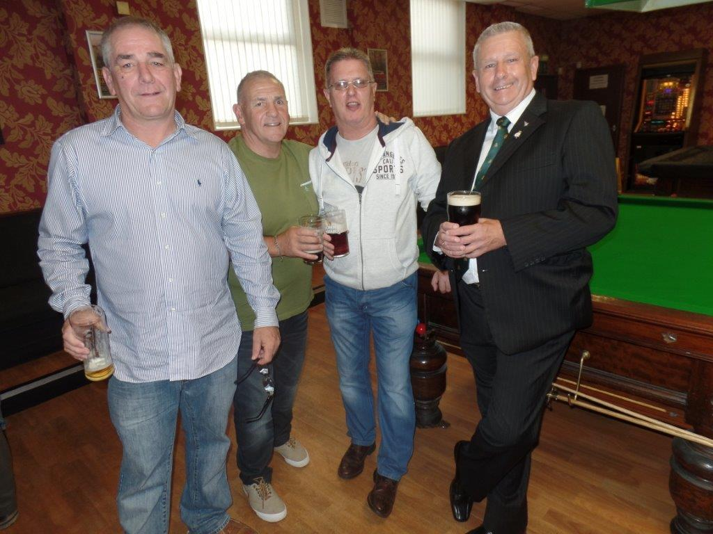 Green Howards Reunion,Lizzy 50th Longlands,Sat 15th Oct 2016 086