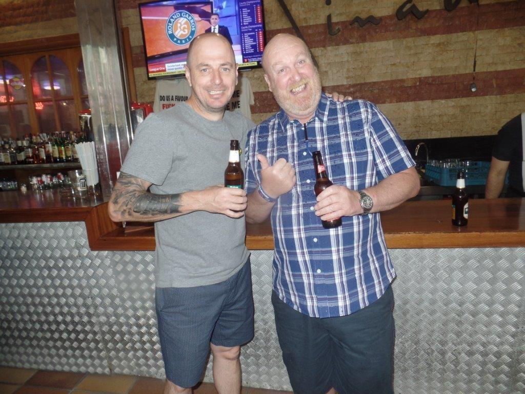 Green Howards Benidorm.Fun In The Sun.Mon 28th Mon 4th June 2018 016