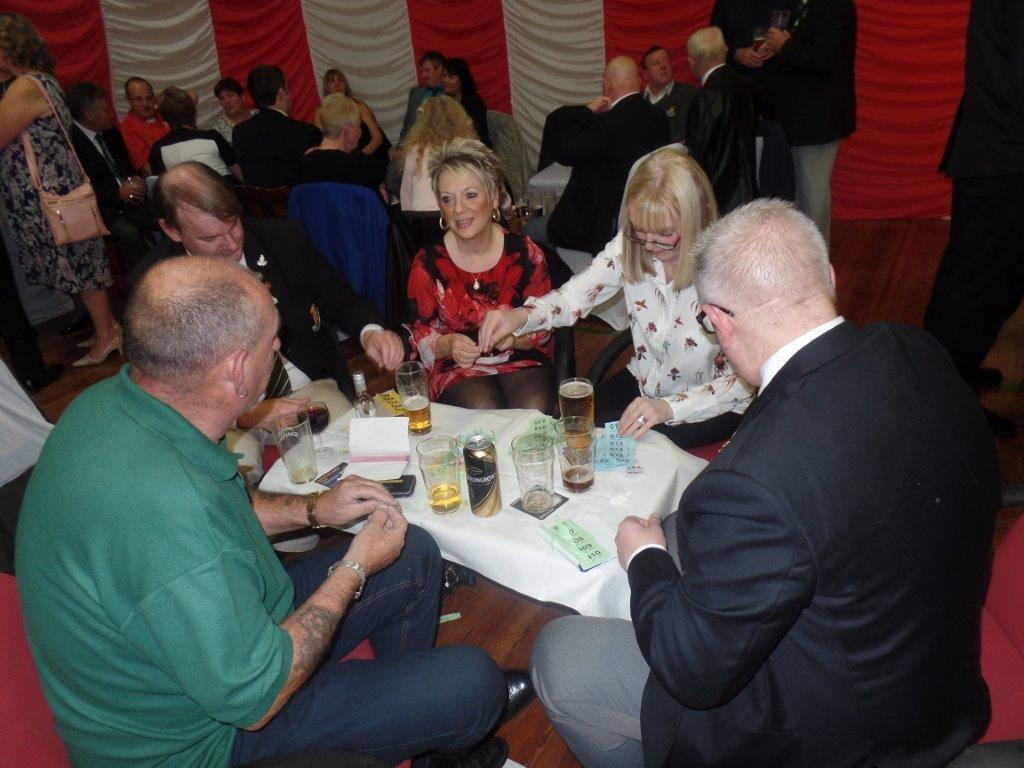 Green Howards Reunion,T.A  Centre Stockton Rd,Sat 15th Oct 2016 039