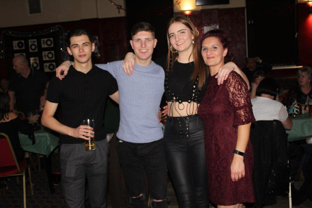Green Howards Xmas Party.Longlands.(Cannon Cam).Sat 2nd Dec 2017 093