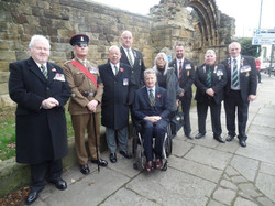 Kenny McGraths Funeral.Guisbrough Priory Wed 1st Nov 2017 055