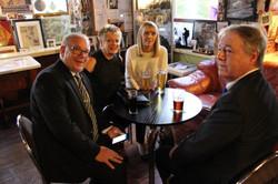 Green Howards Reunion Sun 8th Oct 2017 T.A Centre +Don Bar 181