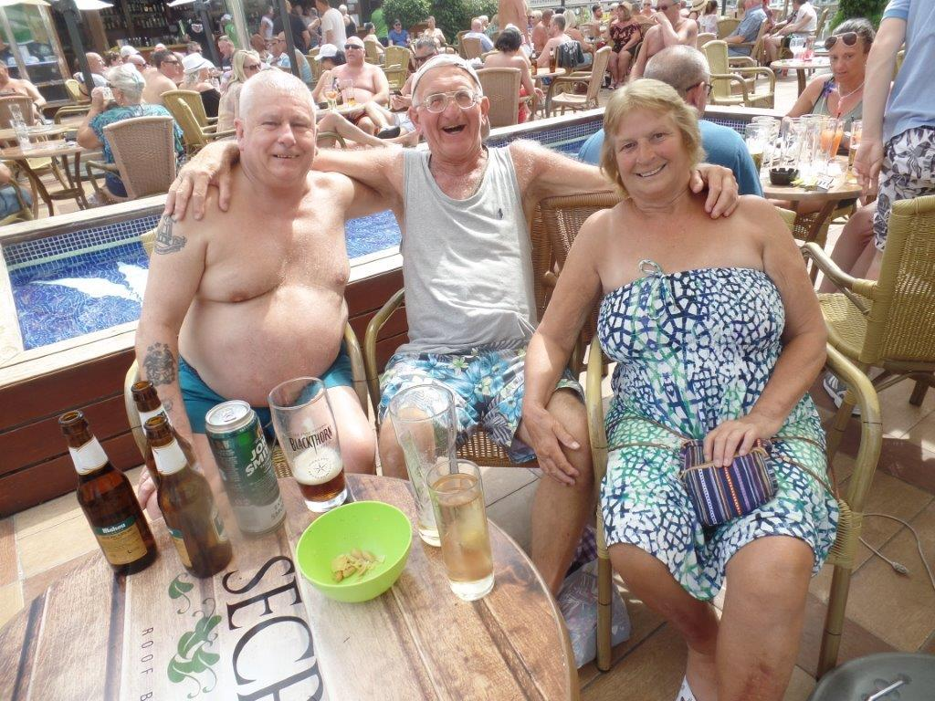 Green Howards.Benidorm Fun In The Sun.Mon 28th,Mon 4th June 2018 391