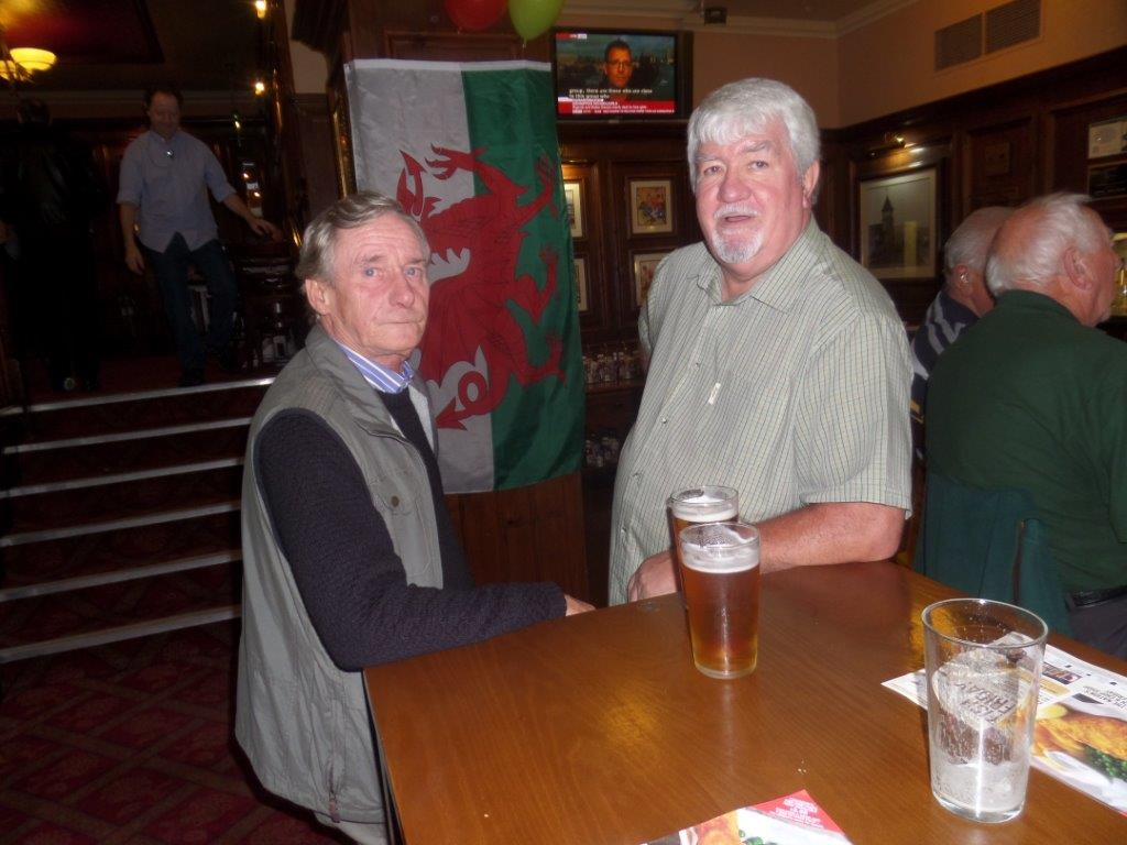 Green Howards Reunion,Scarborough Thu 16th Mon 20th Oct  2014 054