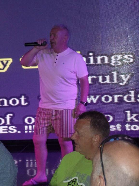 Green Howards Benidorm. Fun In The SunMon 28th May Mon 4th June 199