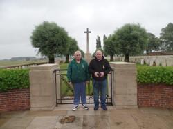 Ypres,Tynecot,Passchendale,Belgium 28th June 3rd July 2016 097