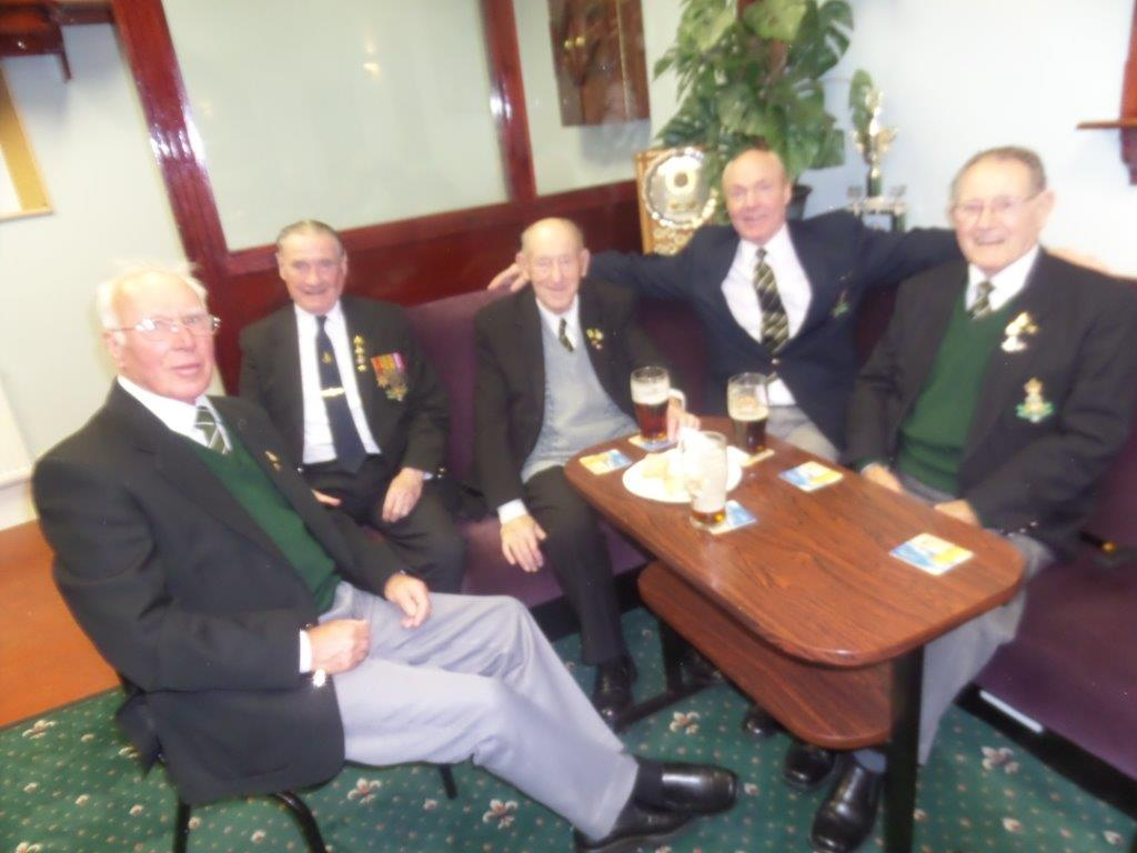 Green Howards Reunion,Scarborough Thu 16th Mon 20th Oct  2014 266