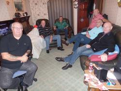 Green Howards Reunion.T.A Centre Stockton Rd.Fri 14th Oct 002