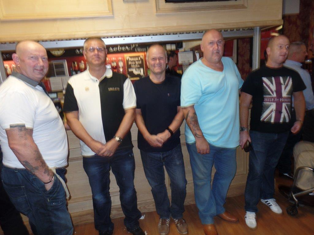 Green Howards Reunion,Lizzy 50th Longlands,Sat 15th Oct 2016 091
