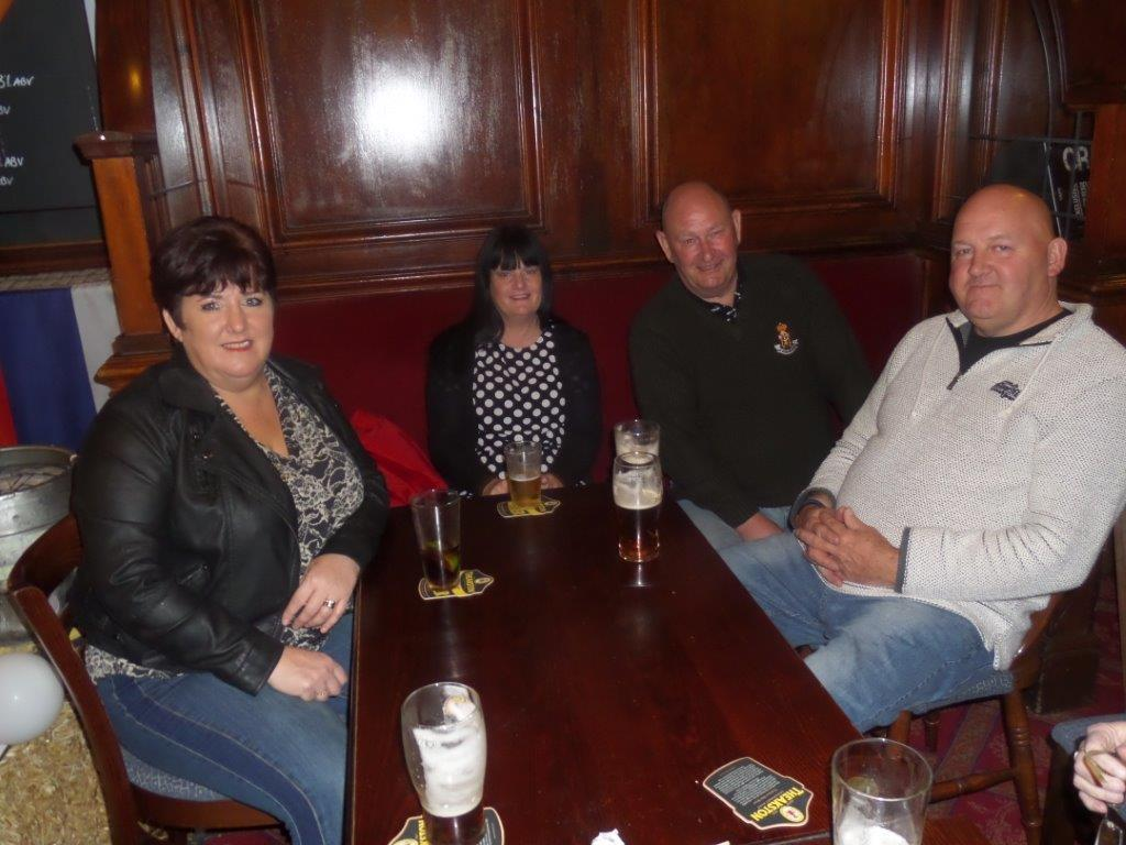 Green Howards Reunion,Scarborough Thu 16th Mon 20th Oct  2014 091