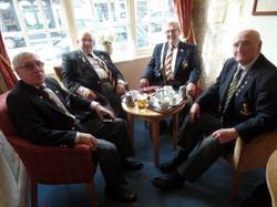 Commemoration To Honour Captain Archie White VC.Boroughbridge 137