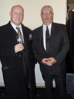 Kenny McGraths Funeral.Guisbrough Priory Wed 1st Nov 2017 217