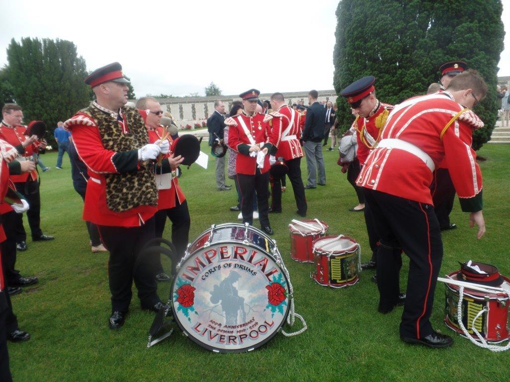 Ypres,Tynecot,Passchendale,Belgium 28th June 3rd July 2016 143