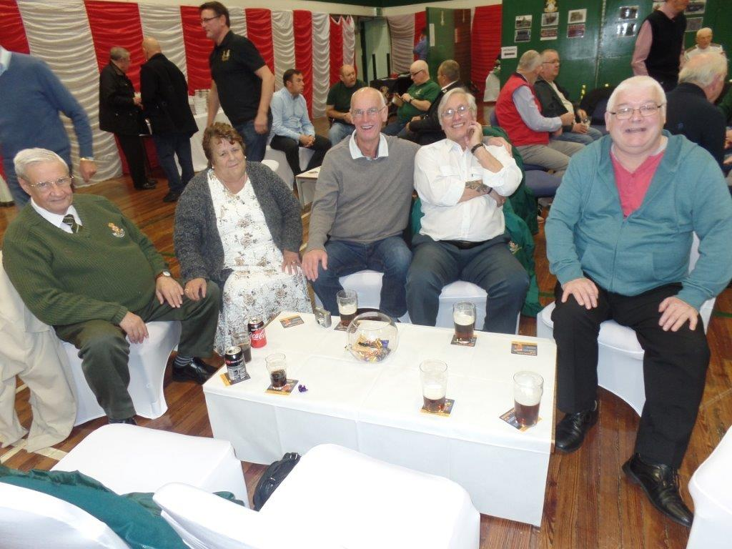 Green Howards Reunion.T.A Centre Stockton Rd.Fri 14th Oct 033