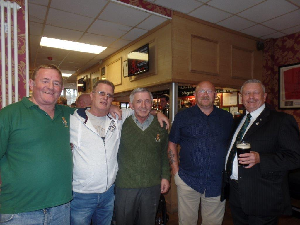 Green Howards Reunion,Lizzy 50th Longlands,Sat 15th Oct 2016 088
