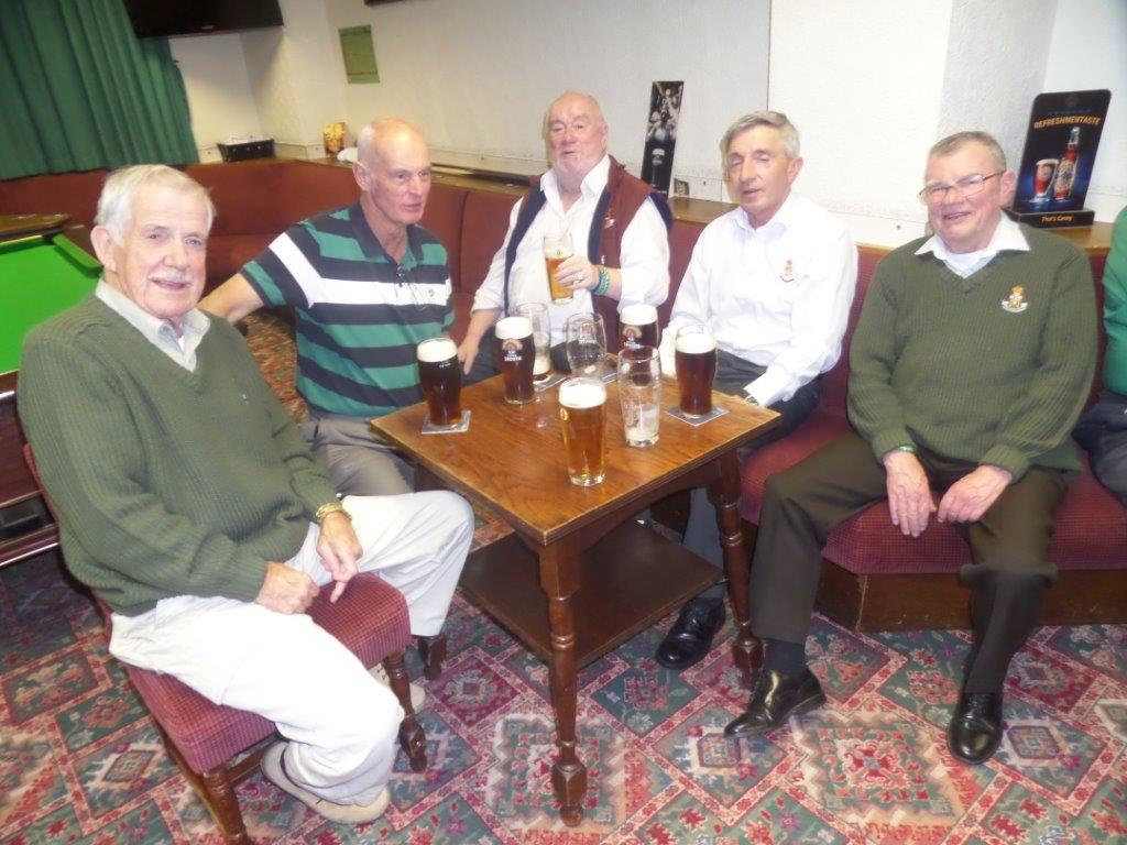 Green Howards Reunion,Scarborough Thu 16th Mon 20th Oct  2014 595