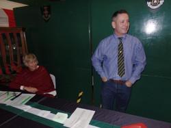 Green Howards Reunion.T.A Centre Stockton Rd.Fri 14th Oct 073