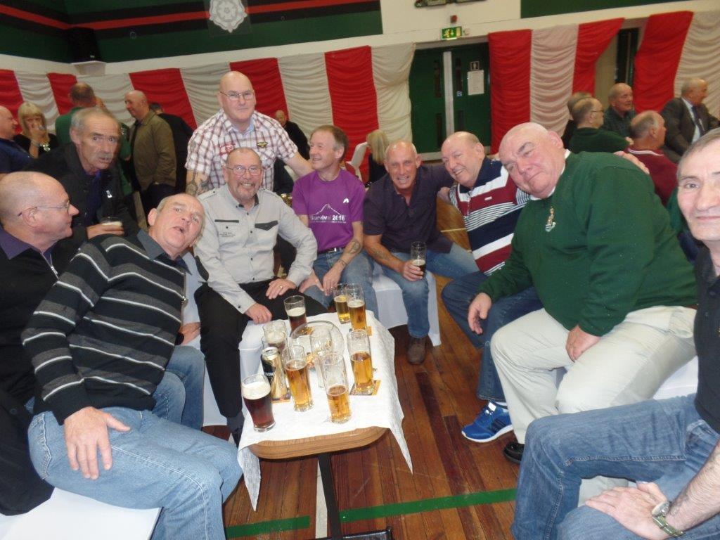 Green Howards Reunion.T.A Centre Stockton Rd.Fri 14th Oct 099