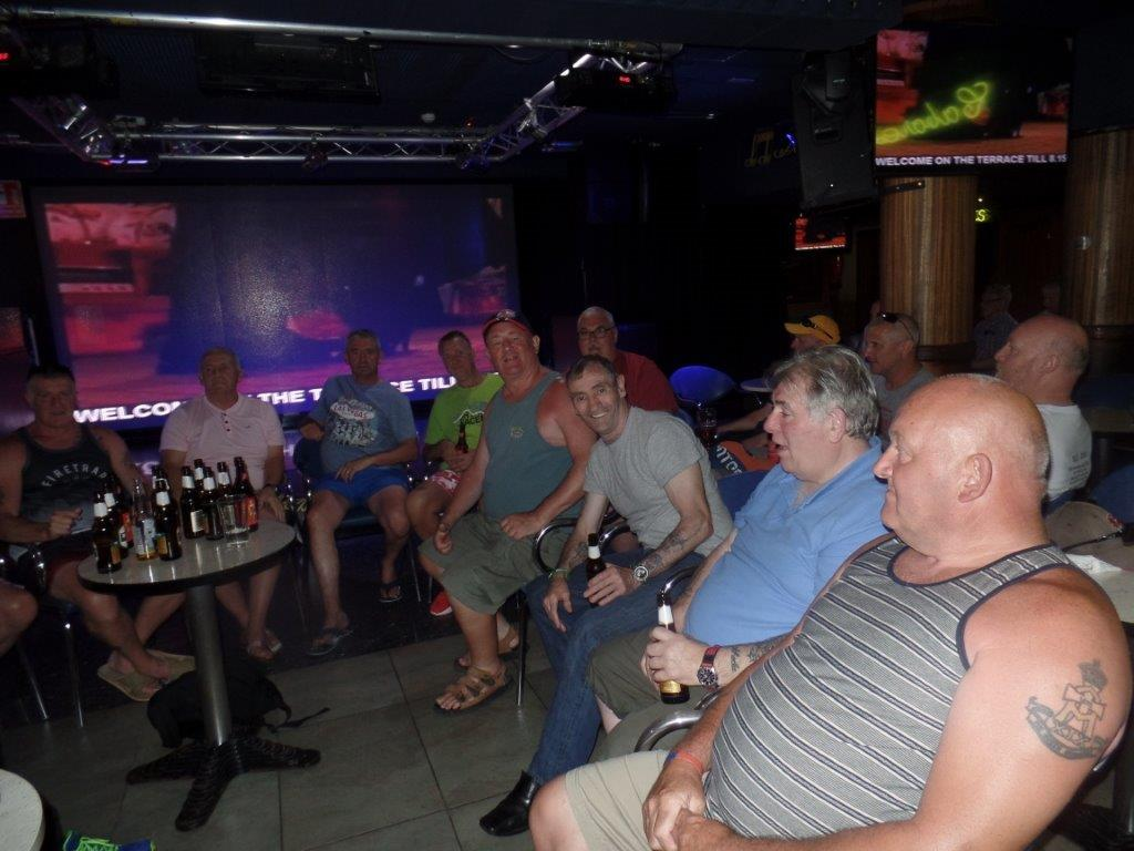 Green Howards Benidorm. Fun In The SunMon 28th May Mon 4th June 181