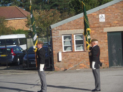 Green Howards Reunion,Scarborough Thu 16th Mon 20th Oct  2014 465