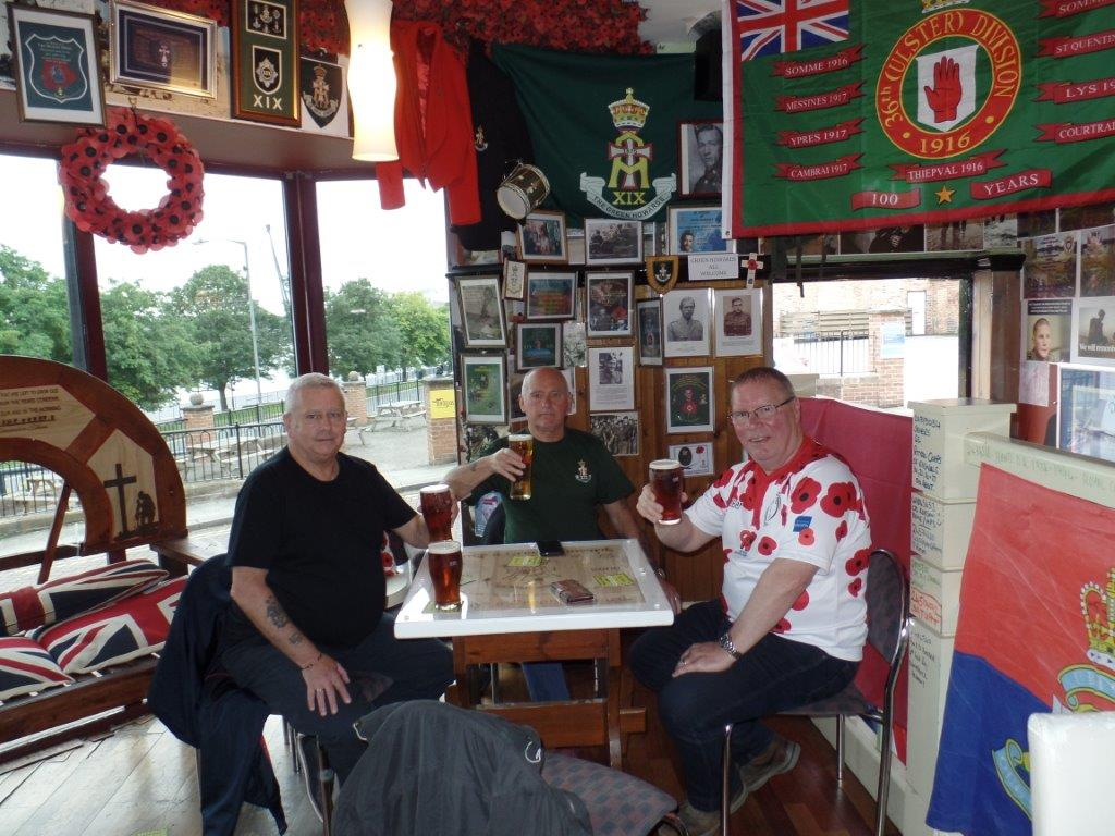 Don War Memorial Bar Stockton,Wed 5th July 2017 007