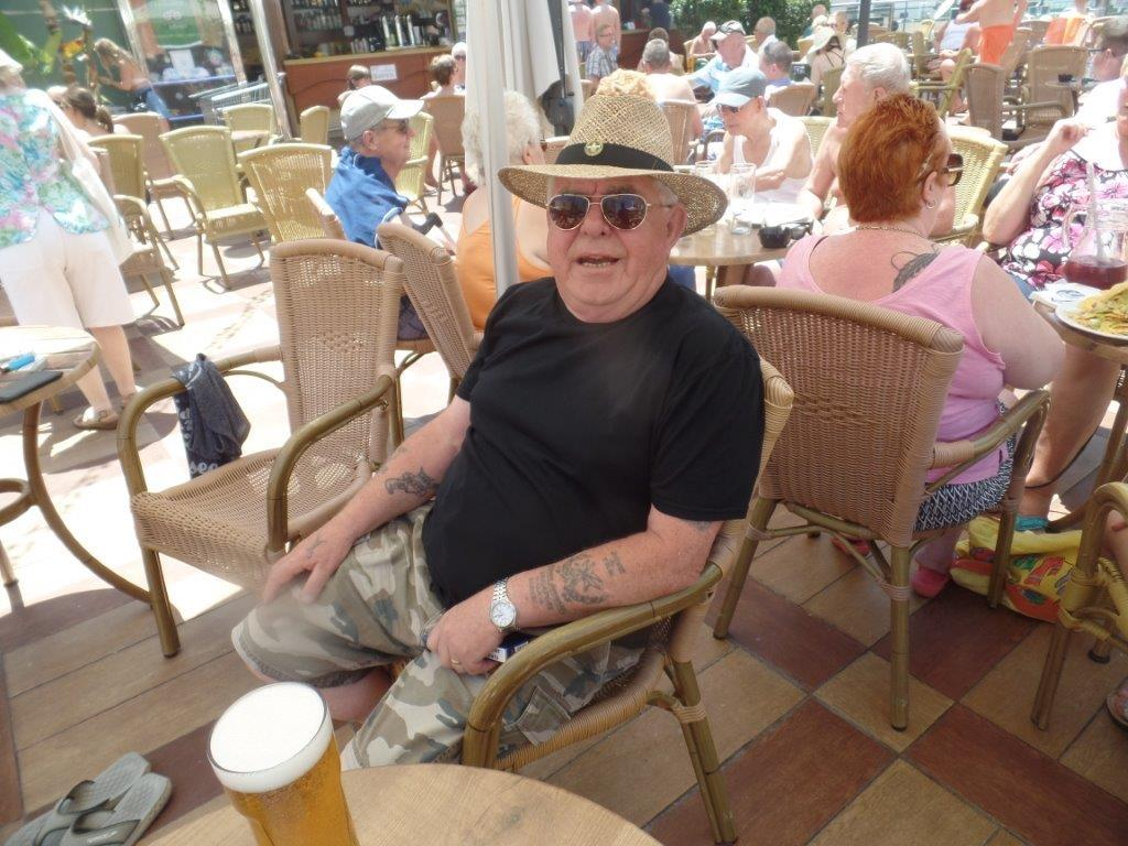 Green Howards.Benidorm Fun In The Sun.Mon 28th,Mon 4th June 2018 315