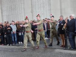 Ypres,Tynecot,Passchendale,Belgium 28th June 3rd July 2016 365
