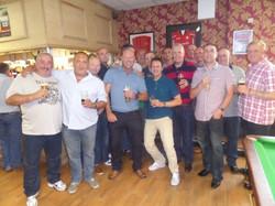 Stan Hollis V.C Memorial.Longlands Club Sat 2nd Aug 2014 059