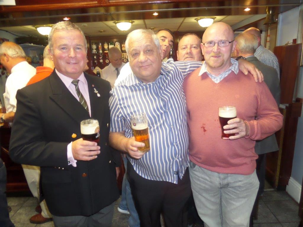 Green Howards Reunion,Scarborough Thu 16th Mon 20th Oct  2014 290