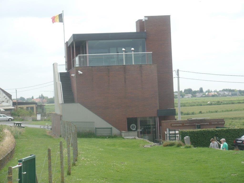 Ypres,Tynecot,Passchendale,Belgium 28th June 3rd July 2016 029