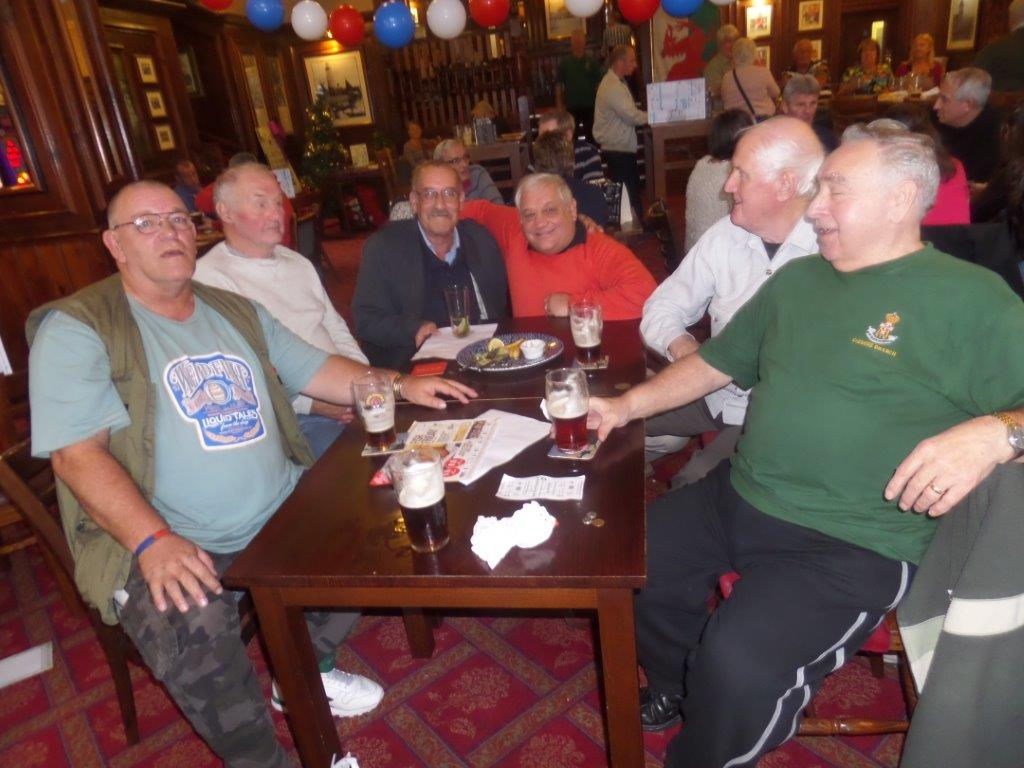 Green Howards Reunion,Scarborough Thu 16th Mon 20th Oct  2014 073