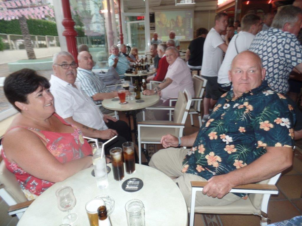 Green Howards Benidorm.Fun In The Sun.Mon 28th Mon 4th June 2018 015