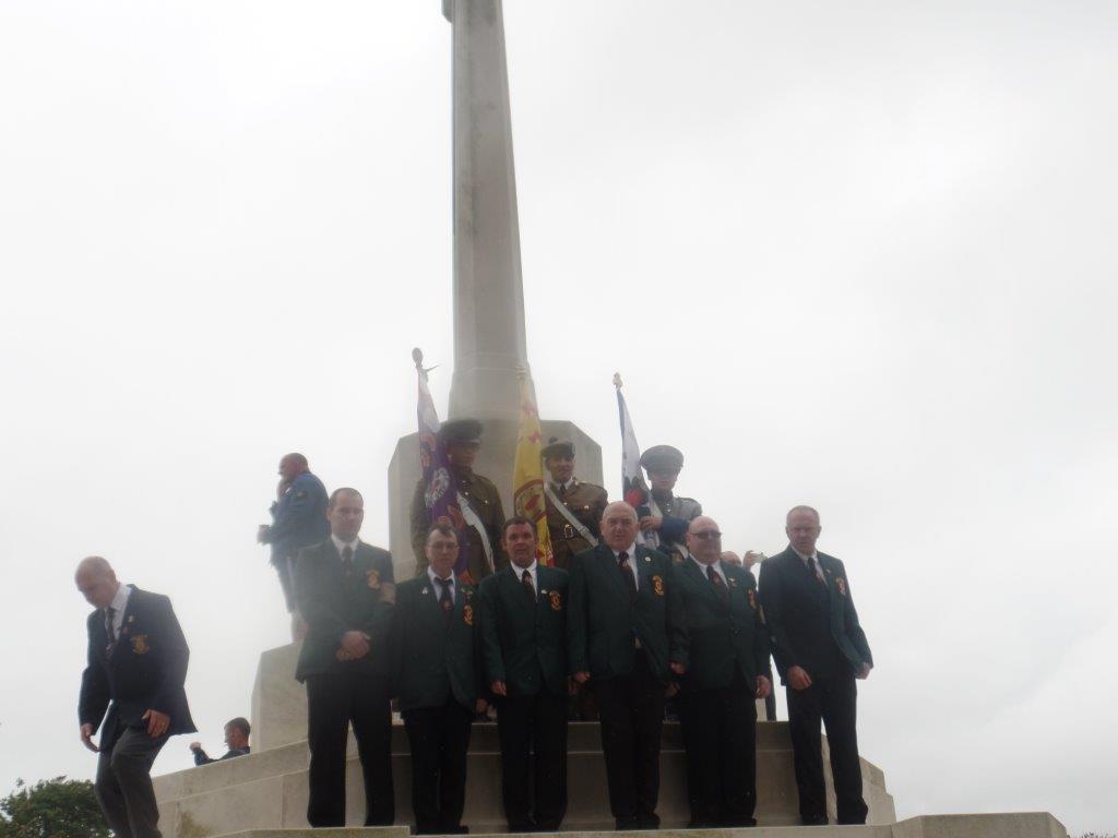 Ypres,Tynecot,Passchendale,Belgium 28th June 3rd July 2016 159