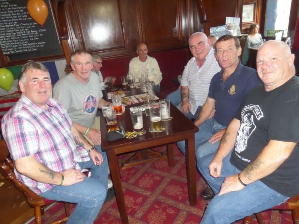 Green Howards Reunion,Scarborough Thu 16th Mon 20th Oct  2014 068