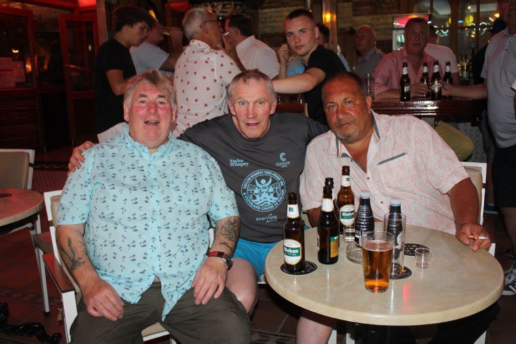 Green Howards Benidorm Fun In The Sun Sat 2nd June 2018 021